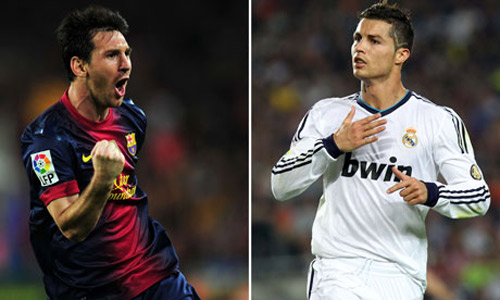 """Dream Team"" của Kaka: Có CR7, không Messi - 4"