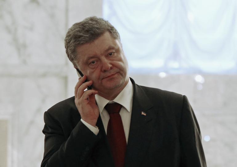 Cuộc chiến ngầm khốc liệt của các ông trùm Ukraine - 1