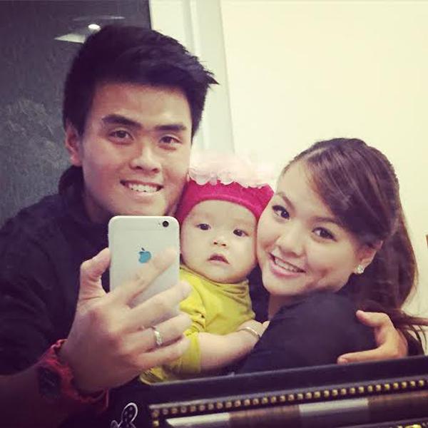 Hot girl bồng con đi thi Vietnam Idol chia sẻ lý do lấy chồng sớm - 5