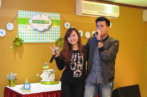 Hot girl bồng con đi thi Vietnam Idol chia sẻ lý do lấy chồng sớm - 3