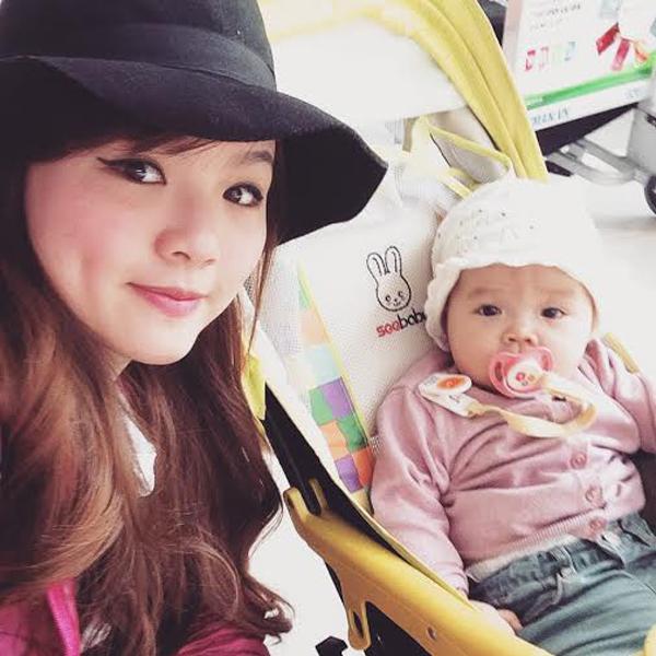 Hot girl bồng con đi thi Vietnam Idol chia sẻ lý do lấy chồng sớm - 8