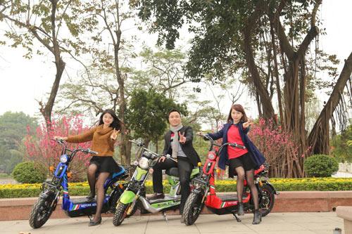 Before All 133F: Xe đạp điện với công nghệ vượt trội - 1