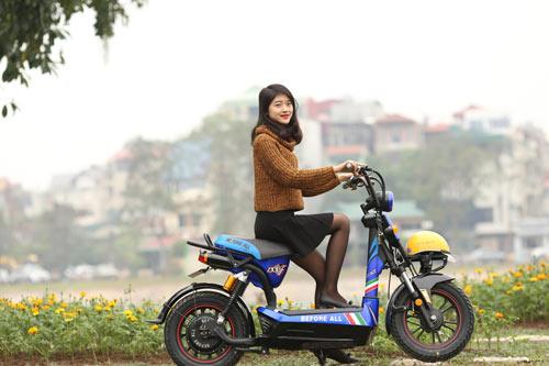 Before All 133F: Xe đạp điện với công nghệ vượt trội - 2