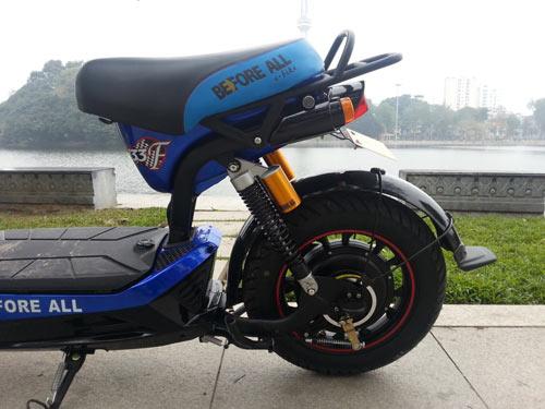 Before All 133F: Xe đạp điện với công nghệ vượt trội - 3