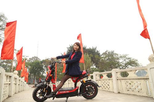 Before All 133F: Xe đạp điện với công nghệ vượt trội - 4
