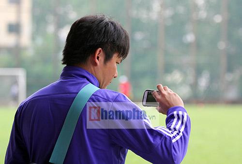 """HLV Miura sắp được vui, U23 VN bị """"điệp viên"""" do thám - 5"""