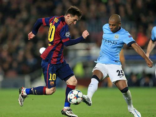 Tiết lộ: Sao MU suýt khóc khi xem Messi chơi bóng - 1