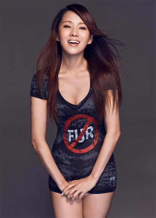 Mỹ nhân Trung Quốc 47 tuổi vẫn trẻ đẹp như thiếu nữ - 6