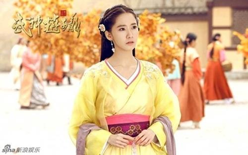 """Cảnh lãng mạn bi thương của """"nữ thần"""" Yoona (SNSD) - 3"""