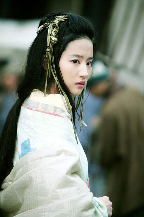 Top 4 giai nhân cổ trang đẹp nhất màn ảnh Hoa ngữ - 4