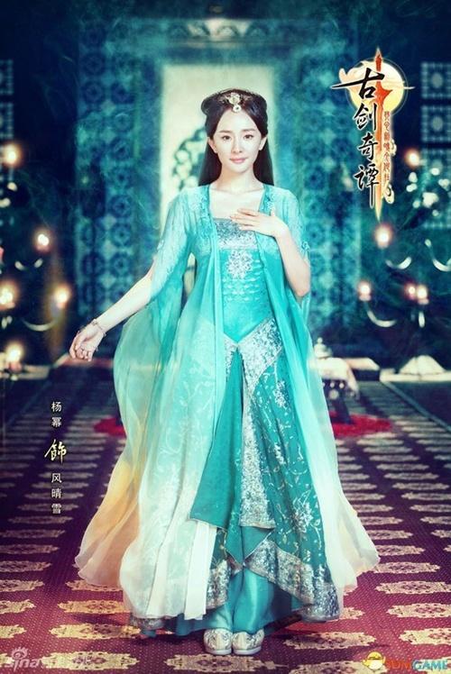 Top 4 giai nhân cổ trang đẹp nhất màn ảnh Hoa ngữ - 6