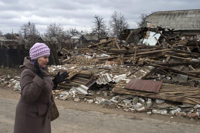 Hạ viện Mỹ ép Tổng thống Obama gửi vũ khí cho Ukraine - 2