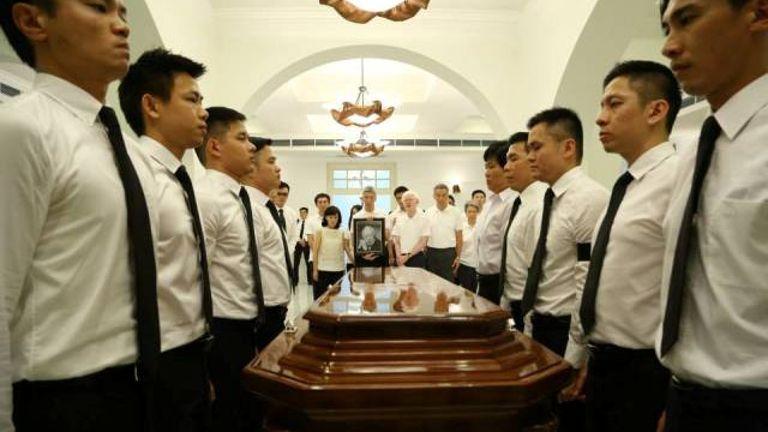 Singapore: Cuộc sống chậm lại sau khi Lý Quang Diệu qua đời - 7