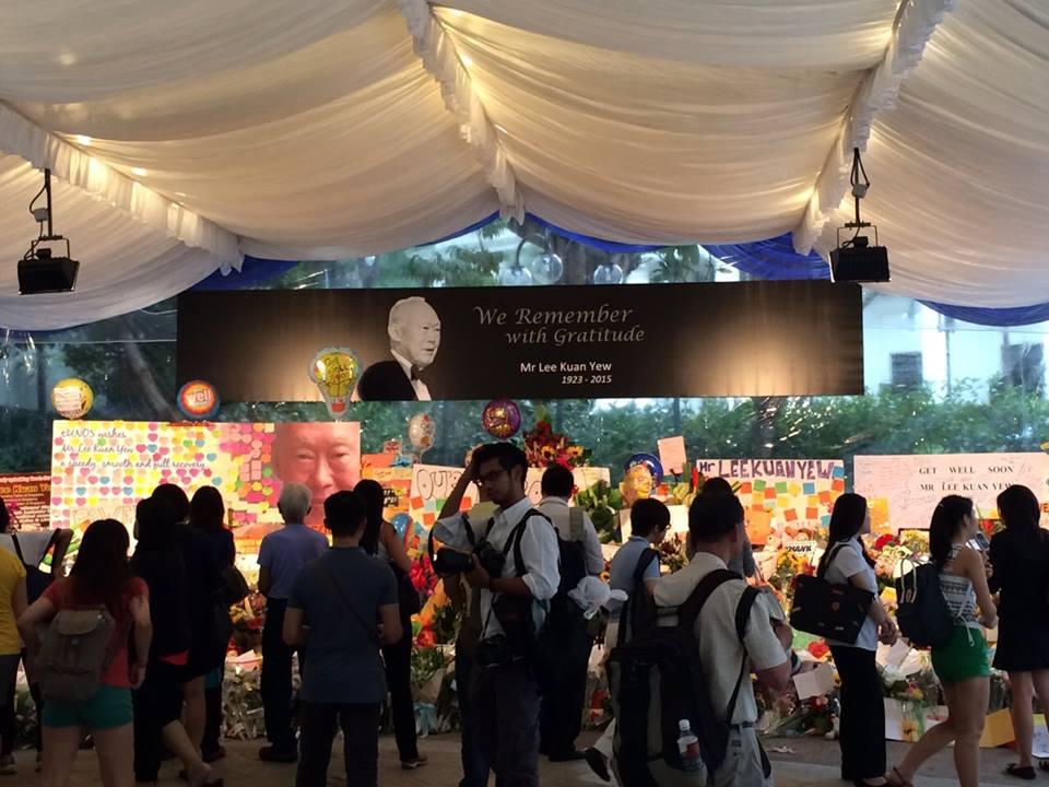 Singapore: Cuộc sống chậm lại sau khi Lý Quang Diệu qua đời - 3