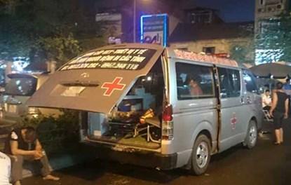 """Vụ chặn xe cứu thương: """"Đây là hiện tượng làm luật, trấn lột"""" - 1"""