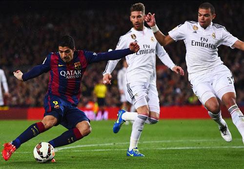 Thua El Clasico chưa phải dấu chấm hết với Real - 1