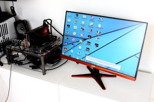Công nghệ AMD FreeSync trình làng phục vụ game thủ - 1