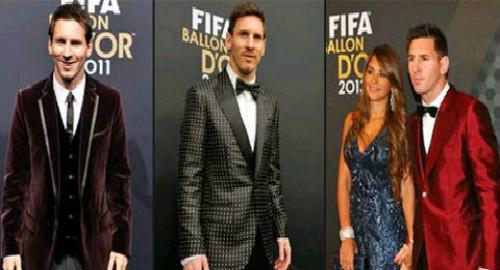 Thời trang Messi: Giản dị hay lập dị - 3