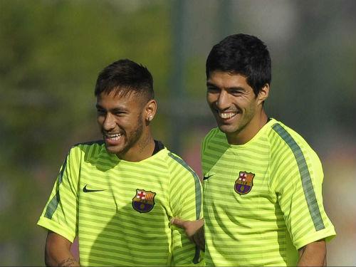 Suarez khuyên Neymar cần ích kỷ để giành QBV - 1