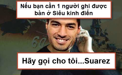 Ảnh chế tuần 15-24/3: Có El Clasico, hãy gọi cho Suarez! - 7