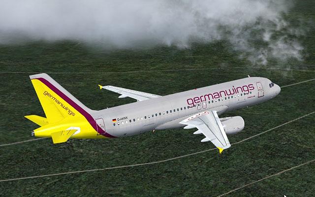 Máy bay Airbus A320 chở 150 người rơi tại Pháp - 1