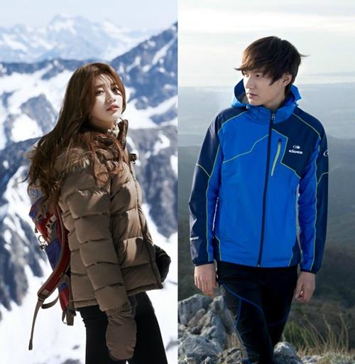 """10 lý do Lee Min Ho và Suzy là """"cặp đôi hoàn hảo"""" - 2"""