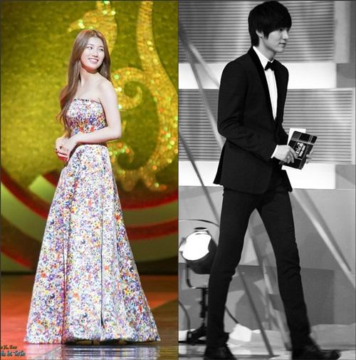 """10 lý do Lee Min Ho và Suzy là """"cặp đôi hoàn hảo"""" - 4"""