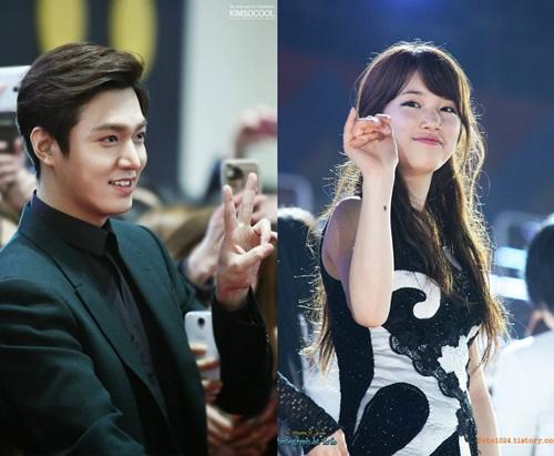 """10 lý do Lee Min Ho và Suzy là """"cặp đôi hoàn hảo"""" - 7"""