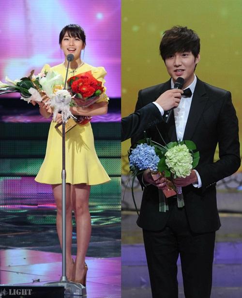 """10 lý do Lee Min Ho và Suzy là """"cặp đôi hoàn hảo"""" - 11"""