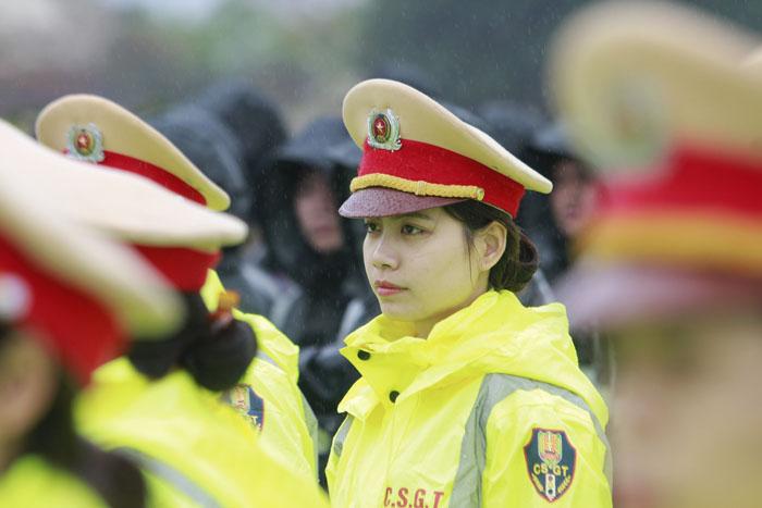 """Ngắm dàn xe """"khủng"""" chống bạo động của công an Hà Nội - 2"""