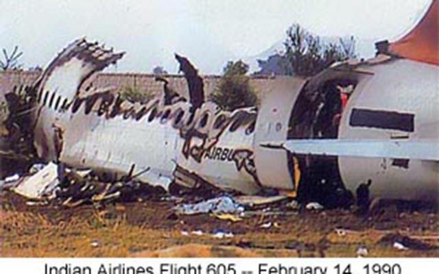 Những vụ tai nạn thảm khốc của Airbus A320 - 3