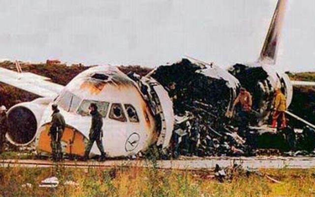 Những vụ tai nạn thảm khốc của Airbus A320 - 4