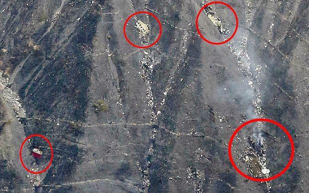Đã tìm thấy hộp đen máy bay Airbus A320 rơi tại Pháp - 1