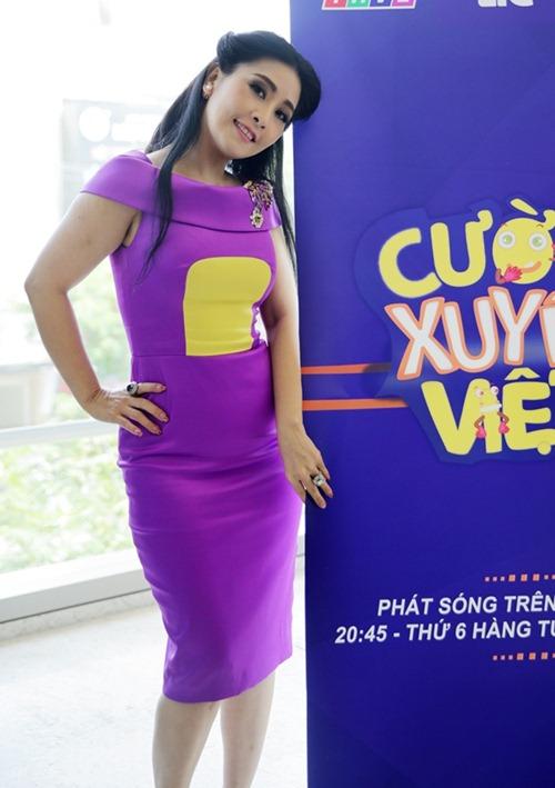 Danh hài Kiều Oanh khoe vóc dáng thon thả - 2