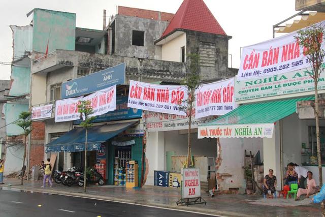 """Đà Nẵng: Hàng loạt hộ dân rao bán nhà gấp ngay """"cầu nghìn tỷ"""" - 1"""