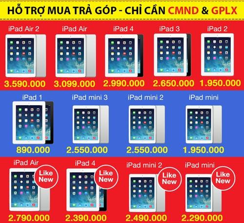 """""""Tuần lễ vàng"""" xả hàng iPhone – iPad giá gốc tại ShopDunk - 4"""