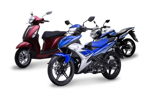 Ngạc nhiên với lãi suất thấp khi mua xe Yamaha - 1