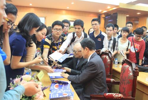 9 bí quyết thành công cựu sếp Daewoo truyền cho giới trẻ Việt - 2