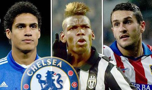 """Lộ """"siêu đội hình"""" của Chelsea-Mourinho mùa tới - 1"""
