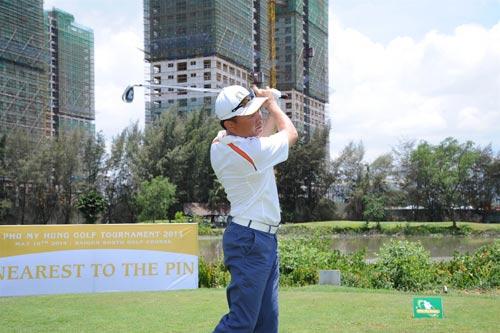 Hơn 3,4 tỷ đồng giải thưởng Hole-in-one tại giải Golf Phú Mỹ Hưng - 3