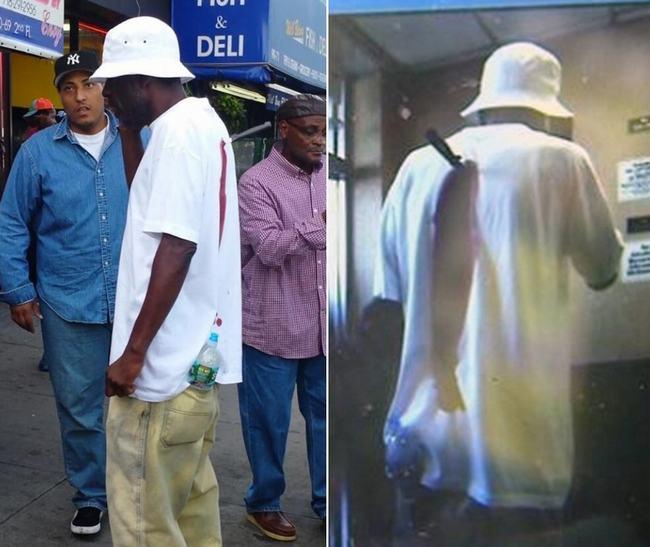 Một người đàn ông khoảng 50 tuổi xuất hiện trên khu phố Jamaica, New York với một con dao cắm sau lưng. Ông này đã ghé vào một cửa hàng ăn nhanh gần đó để gọi điện báo cho người thân rằng đây có thể là lần cuối cùng họ nói chuyện với ông.