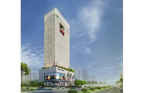 """Sài Gòn sắp có thêm một trung tâm thương mại """"khủng"""" - 5"""