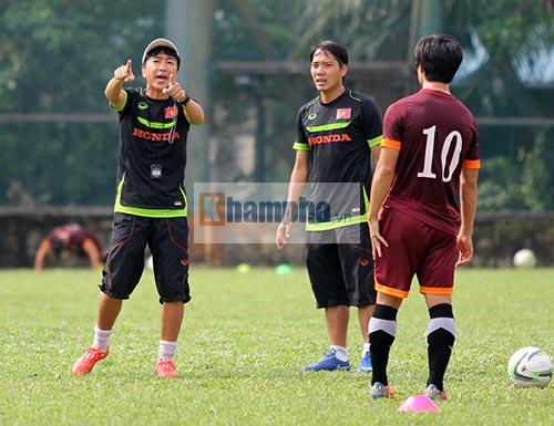 Không bị áp lực, HLV Miura không ngán U23 Malaysia - 1