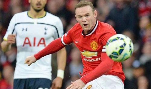"""MU: Rooney chỉ ngang """"bom xịt"""" Falcao, nên bán - 1"""
