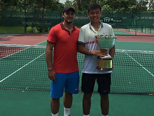 Việt Nam rộng cửa thăng hạng Davis Cup - 1