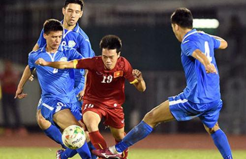 Vòng loại U-23 châu Á bảng I: Sở trường… - 1