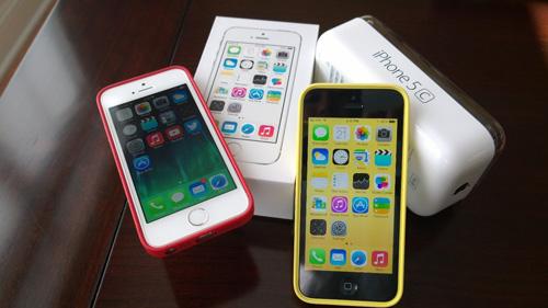 iPhone 5C giá chỉ từ 2.9 triệu đồng, 30 ngày dùng thử miễn phí - 1