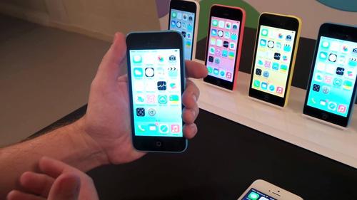 iPhone 5C giá chỉ từ 2.9 triệu đồng, 30 ngày dùng thử miễn phí - 2