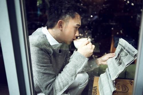 Dương Triệu Vũ bật mí về mối tình nhiều nước mắt - 3