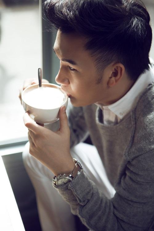 Dương Triệu Vũ bật mí về mối tình nhiều nước mắt - 9